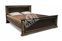 Фото Кровать с подъемным механизмом Шартр из дуба