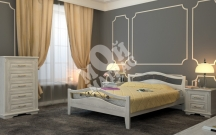 Фото Деревянная кровать Санс 1