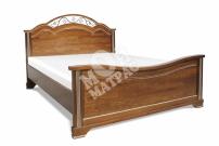 Фото Деревянная кровать Канны