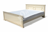 Фото Деревянная кровать Палерма