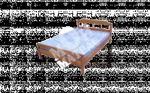 Фото Кровать с ортопедическим  основанием Дачница №1