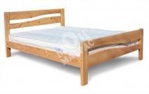 Фото Деревянная кровать Дачница №4