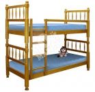 Фото Кровать с подъемным механизмом Лилль двухъярусная