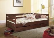 Фото Детская кровать Каркасон с ящиками