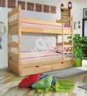 Фото Кровать двухъярусная Лукка