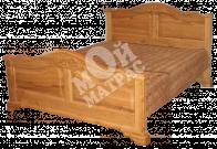 Фото Деревянная кровать Лесная сказка