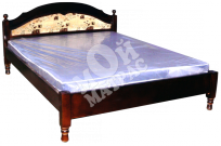 Фото Кровать с ортопедическим  основанием Мария (тахта с материалом)