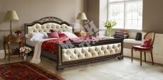 Фото Деревянная кровать Везуль