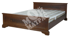 Фото Деревянная кровать Командор