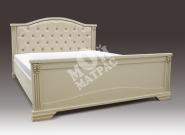 Фото Деревянная кровать Виши