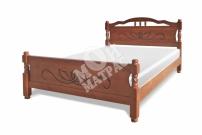 Фото Кровать с ортопедическим  основанием Модена-1