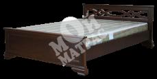 Фото Деревянная кровать Колизей
