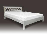 Фото Деревянная кровать Колизей (Lux)