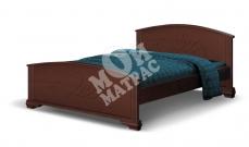 Фото Деревянная кровать Харрис