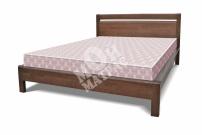 Фото Деревянная кровать Шампань из дуба
