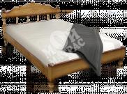 Фото Кровать с ортопедическим  основанием Альджеба