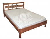 Фото Кровать с подъемным механизмом Александрия с орнаментом