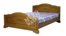 Фото Деревянная кровать Вега