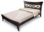 Фото Деревянная кровать Грас