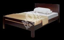Фото Деревянная кровать Китальфа