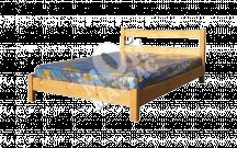 Фото Кровать с ортопедическим  основанием Ромашка (тахта)