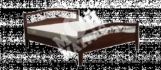 Фото Кровать с ортопедическим  основанием Мальва (ковка)