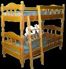 Фото Кровать двухъярусная Лукка с матрасом