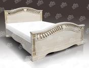 Фото Кровать с подъемным механизмом Мессина из дуба