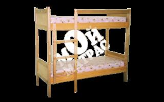 Фото Кровать двухъярусная Омаль 3