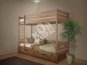 Фото Кровать двухъярусная Омаль 2