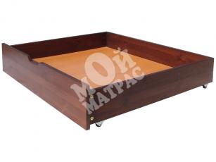 Фото Ящик подкроватный на колесиках