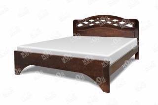 Фото Кровать Труа из березы